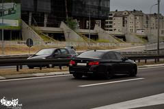 BMW M5 F10. (Stefan Sobot) Tags: black car race nikon serbia fast f10 exotic german bmw belgrade luxury rare m5 beograd supercar srbija hamma d7000