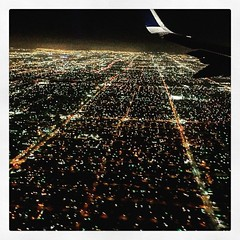 A night at LA! (Photolicious Inc.) Tags: square lights squareformat nightflight jetblue travelbug onboard shiningstar juno travelogue glitters upintheair iphoneography travelgram travelporn instagramapp uploaded:by=instagram foursquare:venue=439ec330f964a520102c1fe3 instatravel iseeworld travelpedia