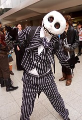 MCM ComicCon 2015 - 64 (Terterian - A million+ views, thanks.) Tags: city uk costumes england anime london mystery mouth skull scary october comic cosplay centre capital manga culture gash evil suit fantasy convention gathering stitches gb horror terror docklands characters 24 fans popular comiccon crowds con striped excel mem fanzine newham 2015 dressing up fancy dress