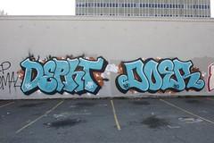 DEPHT, DOER (STILSAYN) Tags: california graffiti oakland bay east area depht 2015 doer