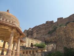 """Jodhpur: à la découverte de la ville bleue <a style=""""margin-left:10px; font-size:0.8em;"""" href=""""http://www.flickr.com/photos/127723101@N04/22529020572/"""" target=""""_blank"""">@flickr</a>"""