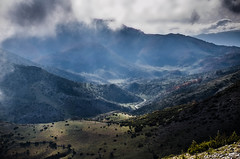 The road to Galicnik (Gadjowsky) Tags: autumn nature landscape nikon hiking herbst atmosphere explore macedonia ambient bistra mavrovo nikond5100