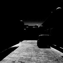 Little Light Left: The alley
