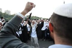 Hasidic Jews Celebrate Rosh Hashanah In Uman (nosachvitaliy) Tags: new israel year religion flock ukraine celebration jewish jews judaism tradition uman rosh hashanah hasidic pilgrims cherkasy believers hasid oblast