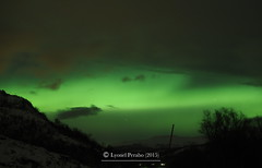 Northern_Lights_10_12_2015_III (LyonelPerabo) Tags: trees winter sky cloud mountain snow black mountains tree green nature norway night clouds landscape island grey norge december skies cloudy outdoor snowy hill north hills arctic nighttime aurora nordic polar northern northernlights auroraborealis tromso tromsø troms 2015 northnorway northernlight ringvassøya karlsoy karlsøy ringvassøy ringvassoya ringvassoy