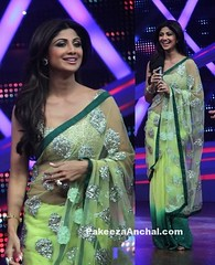 Shilpa Shetty In Lemon Green Netted Transparent Bollywood Designer Saree (shaf_prince) Tags: georgette shilpashetty bollywoodactress bollywoodsarees nachbaliye celebritydresses netsarees sleevelessblouses blousebackneckdesigns blousepatterns blousebackdesigns bollywooddesignerdresses shimmerblousedesigns actressingreendresses blousemodels blouseneckdesigns