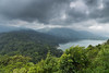 View from Gobleg (KarlsGalaxy) Tags: trip trees summer sky bali panorama cloud lake holiday storm tree green nature beautiful clouds canon indonesia asia cloudy sightseeing 6d gobleg