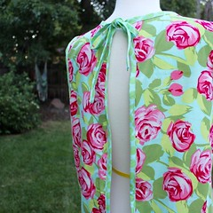 Smock Apron (Sewing Geek) Tags: amy apron butler smock