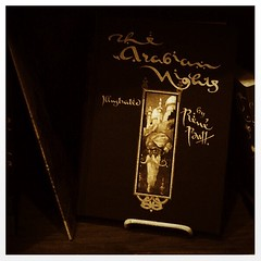 The Arabian Nights (Sam_Sims) Tags: iphone ipad onethousandandonenights thearabiannights samsims bibliolatry samiam281 storieswegrewupwith