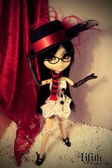8 Décembre. (SailorLun@) Tags: christmas navidad doll noël pullipneonoir