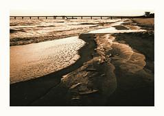 At the Baltic Sea (zonevde) Tags: baltic sea lith digitallith balticsea