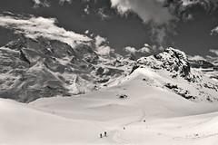 Rotenboden , Theodule-Pass  &The Klein Matterhorn at winter time  . Zermatt. Switzerland.No. 4198. (Izakigur) Tags: liberty izakigur flickr feel europe europa dieschweiz ch helvetia lasuisse musictomyeyes nikkor nikon suiza suisse suisia schweiz romandie suizo swiss svizzera سويسرا laventuresuisse switzerland schwyz winter snow neige wham schnee train nikond700 nikkor2470f28 myswitzerland zermatt valais wallis kantonwallis cantonduvalais suïssa switzerlnad swissfranc bank ski sport fixyou coldplay photography