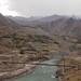 Ponte entre Tajiquistão e Afeganistão