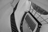 Upstair (~neko x~) Tags: fe sony 台中歌劇院 歌劇院 taiwan taichung trip travel 旅遊 旅行 a7m2 1635 uwa bw black white stairs