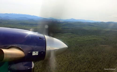 A plane ride