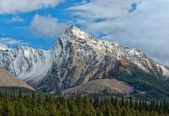 Leah Peak (Philip Kuntz) Tags: leahpeak malignelake canadianrockies jasper jaspernationalpark alberta canada explore