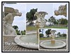Fountain in Nice (Vee living life to the full) Tags: fountain nice france leger tour nikond300 park leisure tourist tourism sights views man mermaid cup drinking water flowing pond round