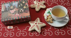 Tictail shop updated!  ( Little Enchanted World ) Tags: handmade homemade cookies boxes christmas sweets design little enchantedworld cute gifts tictail shop tea match winter cozy