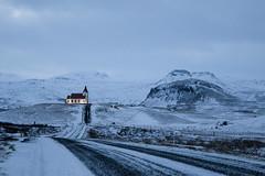 Beacon (Taha Dar) Tags: iceland landscape roadtrip canon 6d 24105l church winter ice