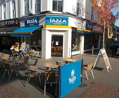 SUTTON, Surrey, Greater London - Tazza Coffee