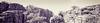Grand Canyon Panorama (John de la Roche) Tags: panorama 6x24 blackwhite rocks splittone altitude