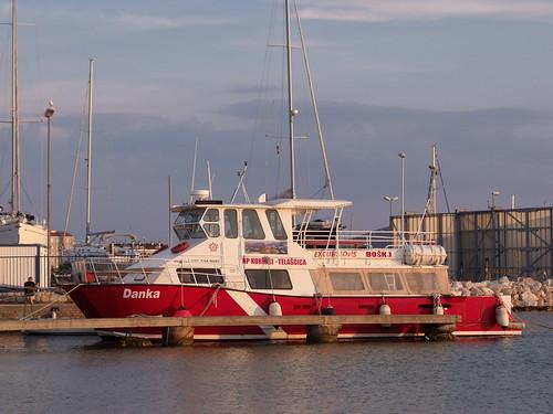 Boat Danka, Biograd na Moru, Croatia