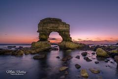 New years eve dawn at the Arch ... (Mike Ridley.) Tags: happynewyear seaarch arch seascape sunrise dawn predawn nature sonya7r2 sonyfe1635f4