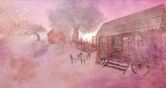 ✼ ѕтιll 6 dαyѕ ғor cнrιѕтмαѕ ! ♥✼ (мιѕѕу ℓυиgυ ღ) Tags: frisland xmas 4tenadvent christmas winter snow secondlife sl secondlifelandscapes 100thfoto