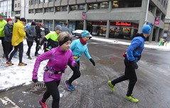 "Running Room (Slater St) January 29, 2017 - P1080234 (ianhun2009) Tags: runningroom ottawaontariocanada winterrunning ""january 29 2017"" ""running room slater street"" ""sunday run club"" ""training run"" ""cold running"""