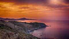 Costa Vermella (j૯αท ʍ૮ℓαท૯) Tags: sky colorful colors couleurs landscape seascape pastel soft