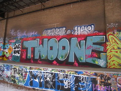 TWOONE (Billy Danze.) Tags: chicago graffiti 2nr kwt twoone two one