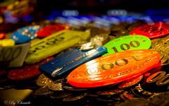 Money (christelerousset) Tags: money funfair fêteforaine parier jeux game argent bet plaques billets euros limousin