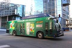 DASH Bus (So Cal Metro) Tags: la losangeles cityofla dot ladot dash 7up soda vallarta edn eldorado eldoradonational enc ezrider ezriderii downtown