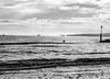 Sandbanks Beach (Ben_Broomfield) Tags: old harrys rocks sandbanks beach dorset water sea