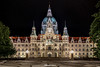 town hall Hannover (Michis Bilder) Tags: townhall hannover rathaus night nacht dunkel hdr hdri hdrexperience