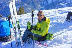 Extraterrestre - Petit homme vert ! (D.Goodson) Tags: didier bonfils goodson côte 2000 planey beaufortain ski rando