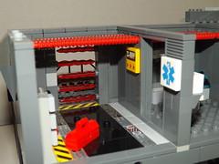 DSCF2229 (Nilbog Bricks) Tags: star wars lego moc minifigures stormtrooper base barracks
