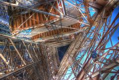Paris Eiffel-Tower (graser.robert) Tags: ebv eifelturm eiffel eiffeltower eiffelturm france frankreich hdr highdynamicrange paris parkgott tonemapping nikon robertgraser