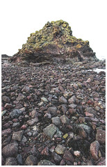 Dunbar Stack 1 (Gordon_Farquhar) Tags: dunbar west barns beach lothian ness lighthouse torness power station scotland scottish east coast