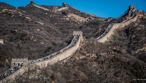 2016 - China - Great Wall of China - Badaling - 5 of 6