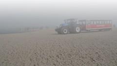 Morning mist at Grenen, Skagen. Denmark (andantheandanthe) Tags: fog dimma mist haze grenen skagen denmark jylland skagerak kattegatt hav sea sand beach shore tractor tourist pull north northsea seaside seafront waterside strand swimming swim