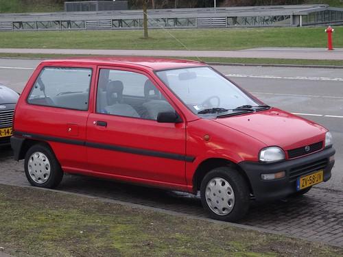 1991 Subaru Mini Jumbo