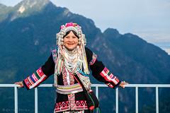 Chiengrai, Thailand (Goran Bangkok) Tags: chiengrai thailand akha hilltribe people culture mountain