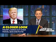 Trump Lashes Out Over Travel Ban and Putin: A Closer Look (Download Youtube Videos Online) Tags: trump lashes out over travel ban putin a closer look