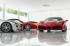 Madras Exotic Car Club (JayRao) Tags: supercar chennai india tamilnadu nikon d610 nikkor 2470 fx february 2017 jayr luxury interiors ferrari 488gtb f430 mercedes sls amg lamborghini gallardo lp5604 reflections