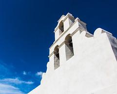 Mission San Juan Capistrano (Patrick.Burns) Tags: sanantonio blue white mission missionsanjuancapistrano spanish texas