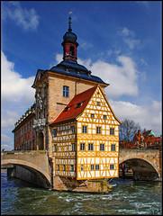 Altes Rathaus Bamberg - explore (angelofruhr) Tags: bamberg rathaus supershot architektur