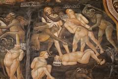 Taddeo di Bartolo (1362-1422) Giudizio Universale (1393) Collegiata di Santa Maria Assunta - San Gimignano (raffaele pagani) Tags: giudiziouniversale lastjudgement taddeodibartolo scuolasenese sieneseschool collegiatasantamariaassunta duomodisangimignano collegiatechurchofsantamariaassunta duomo church collegiata collegiate basilicaminore minorbasilica sangimignano provinciadisiena architetturaromanica romanesquearchitecture affreschi frescoes lippomemmi federicomemmi bartolodifredi domenicoghirlandaio jacopodellaquercia giulianodamaiano toscana tuscany centroitalia centeritaly italiacentrale italia italy unesco unescoworldheritagesite unescopatrimoniomondialedellumanità patrimoniodellunesco patrimoniomondialedellumanità artemedievale medievalart canon