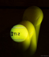 RearCurtain-flash (bgdesign2016) Tags: flash tennis ball bounce