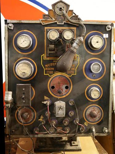 Vintage Motor Analyzer ($336.00)